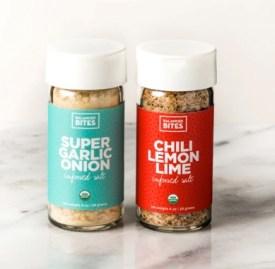 Balanced Bites infused salts
