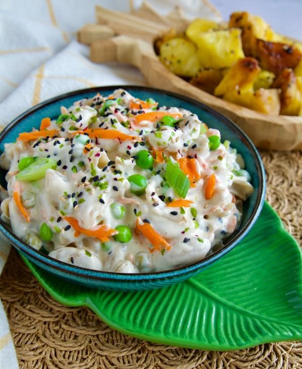 paleo hawaiian Mac salad