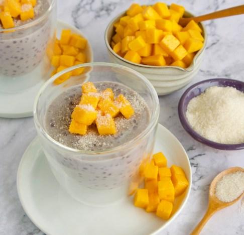 paleo tapioca pudding