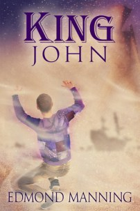 Cover King John by Edmond Manning