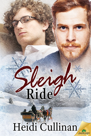 Review: Sleigh Ride (Minnesota Christmas, book 2) by Heidi Cullinan