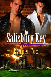 Review: The Salisbury Key, by Harper Fox