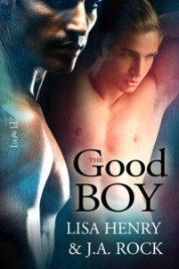 Cover Image: The Good Boy by Lisa Henry & J.A. Rock