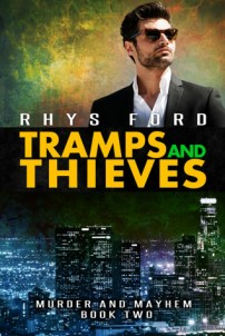 Cover Tramps and Thieves by Rhys Ford