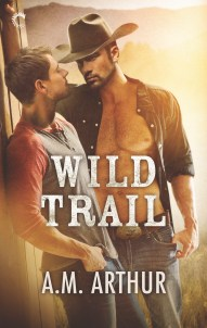 Cover - Wild Trail by AM Arthur
