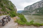 Great ride: Danube Iron Gates, Romania