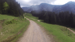 Great Road: Straniger Alm, The Alps