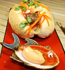 My Banh Mi...A Vietnamese Sandwich
