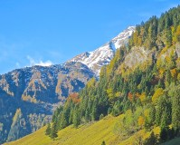 Beautiful Scenery In Hohe Tauern National Park