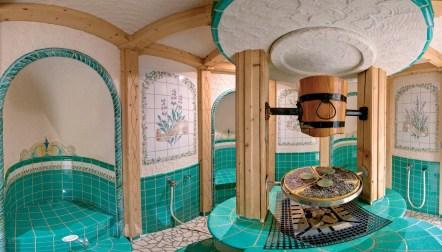 Herbal Dampfbad Room