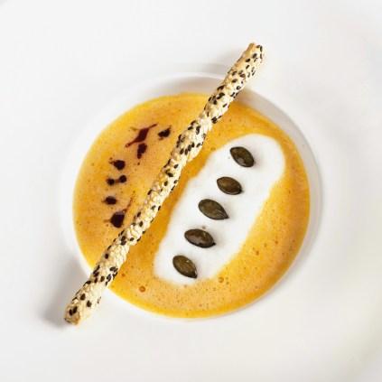Pumpkin Soup, My Favorite Fall Soup