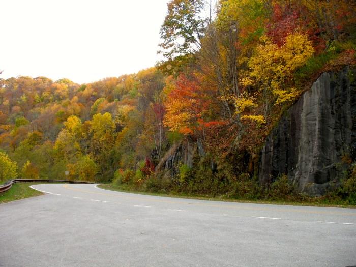 Cherohala Skyway Fall Color