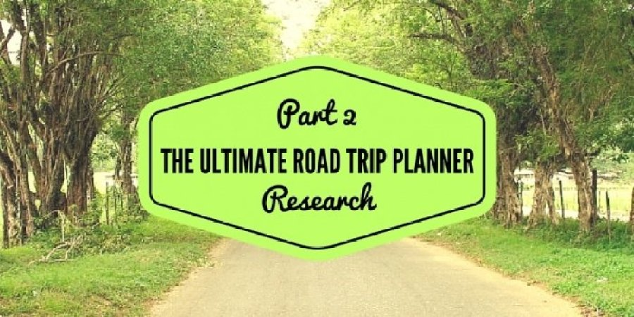 Copy of PART 1  PRE PLANNING 1 - Design Your Own Arizona Road Trip Itinerary