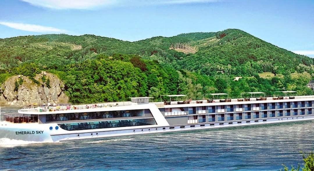 "My Dream: An Emerald Waterways ""Splendours of Europe"" River Cruise"