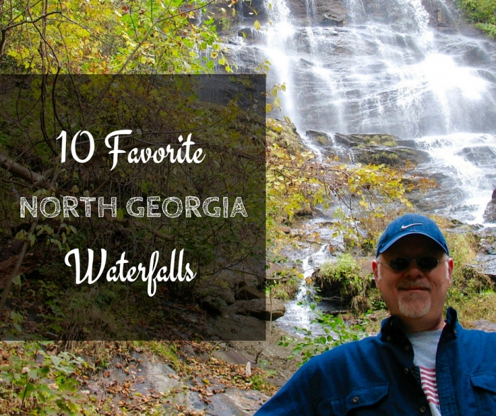 10 Favorite North Georgia Waterfalls