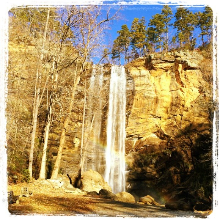 10 Favorite North Georgia Waterfalls Backroad Planet