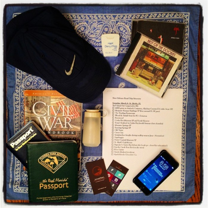 Howard's Road Trip Essentials
