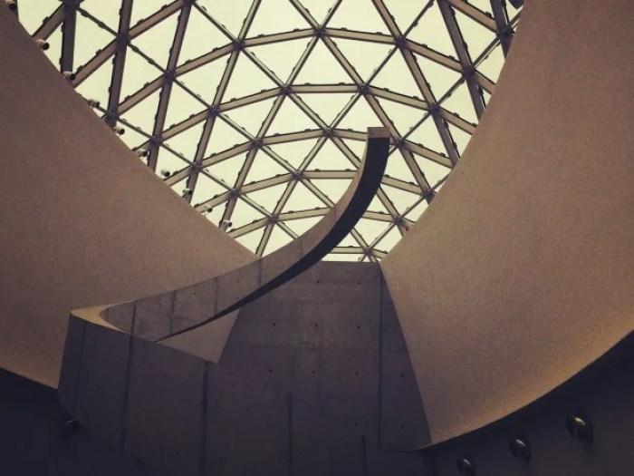 Dalí Museum Interior Architecture