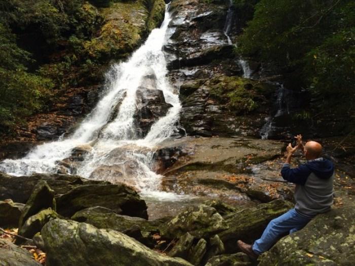 Ken High Shoals Falls Georgia