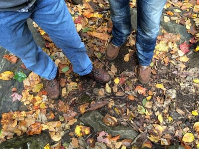 Hiking Feet