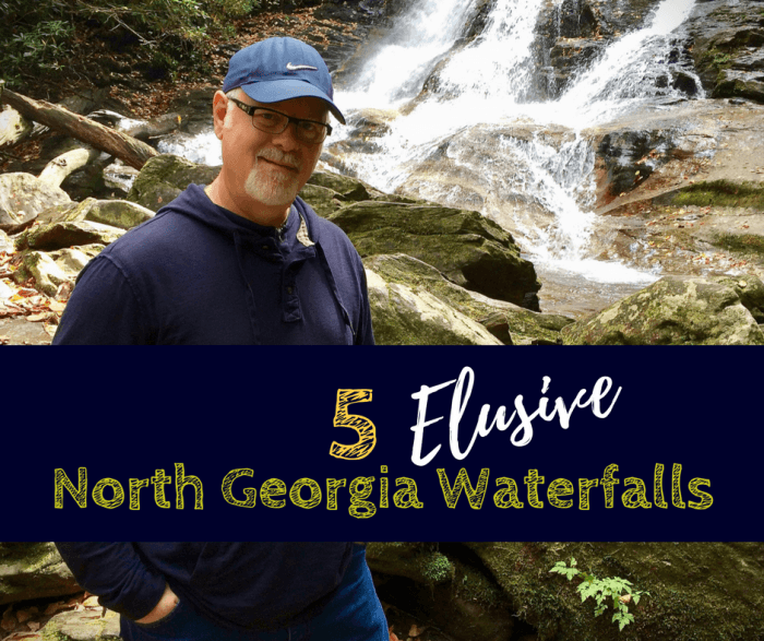 5 Elusive North Georgia - Backroad Travel Destinations