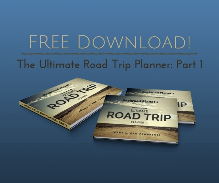 Free Download: The Ultimate Road Trip Planner Part 1