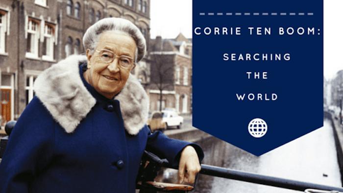 Corrie Ten Boom Title