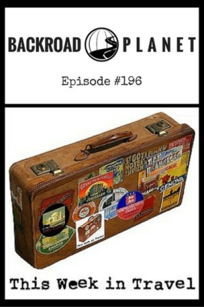 """Howard shares publicly for the first time his crazy twisted story involving a detached retina, JohnnyJet, and Viking Cruises on """"This Week in Travel"""" podcast #196 with Chris Christensen."""