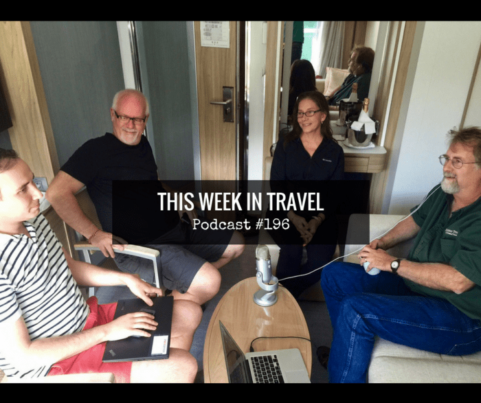 "Backroad Planet on ""This Week in Travel"" Podcast #196"