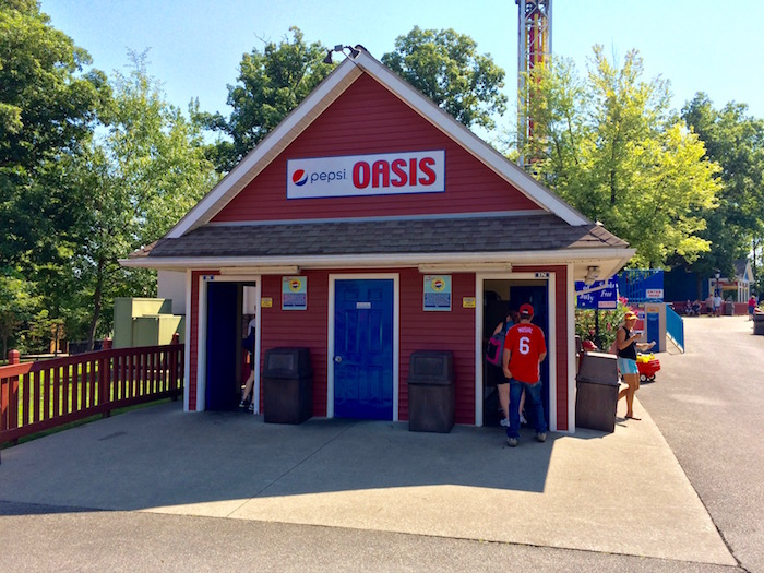 Indiana Holiday World Oasis