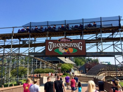 Indiana Holiday World Thanksgiving