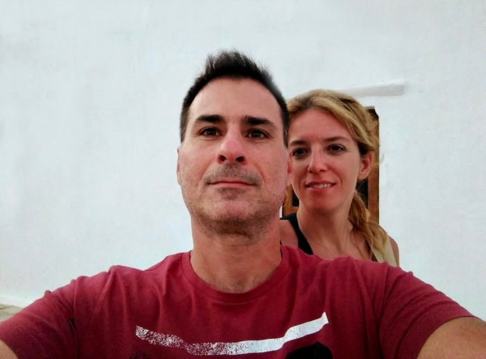 Chris & Mary of A Greek Adventure