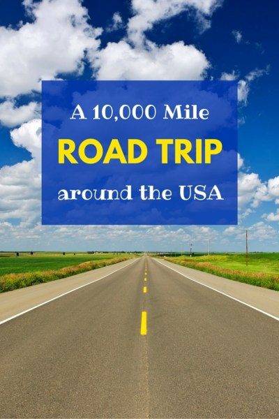 Howard from Backroad Planet interviews Nathan Kolk, a young man planning a 10,000 mile road trip around the USA this summer.