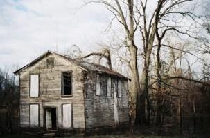 Rodney Mississippi Frame Building