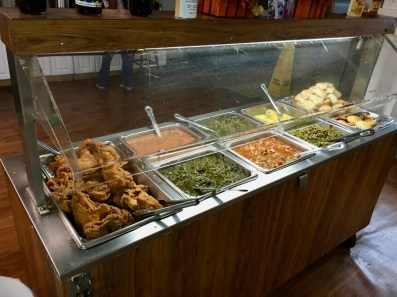 Fried Chicken Buffet Lorman MS