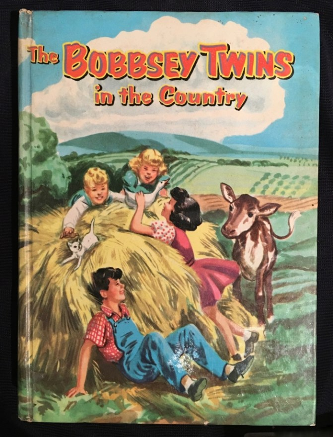 Bobby Twins in the Country