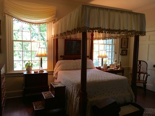 The Linden Bed and Breakfast Natchez Mississippi Bedroom
