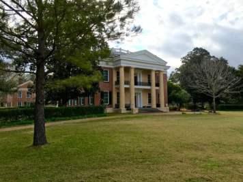 Melrose NPS Natchez Mississippi