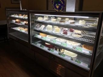 Walnut Hills Restaurant Vicksburg Mississippi Cakes