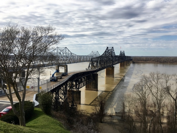 Bridge River Vicksburg Mississippi