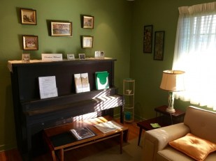 Medgar Evers Home Museum Jackson Mississippi Piano