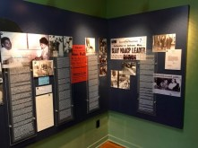 Medgar Evers Home Museum Jackson Mississippi Exhibit