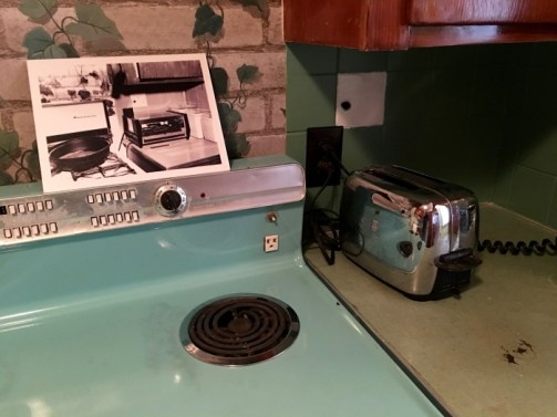 Medgar Evers Home Museum Jackson Mississippi Stove