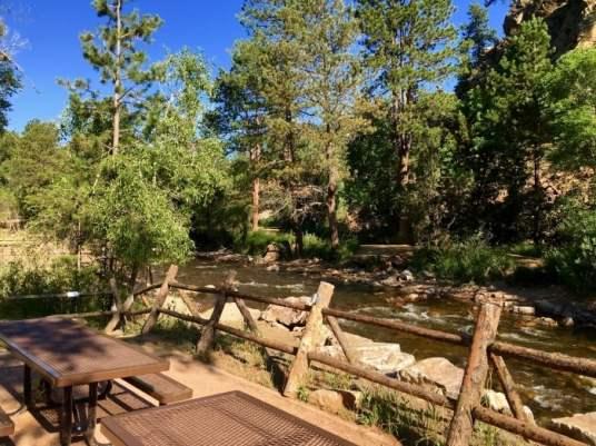 Eldorado Canyon State Park Colorado