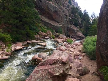Eldorado Canyon State Park Colorado