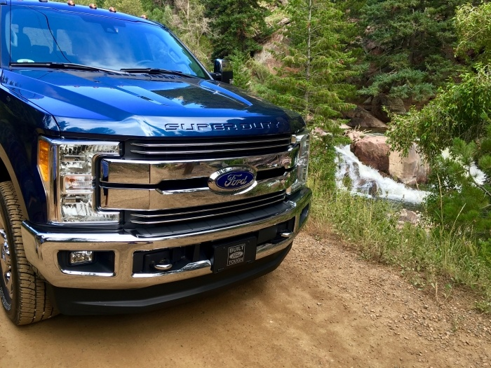 IMG 4488 - The All-New 2017 Ford Super Duty Owns Recreation!
