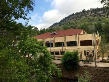 Eldorado Canyon State Park Colorado Ballroom