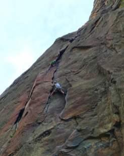 Eldorado Canyon State Park Colorado Rock Climbing