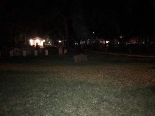 Tolomato Cemetery St Augustine Florida