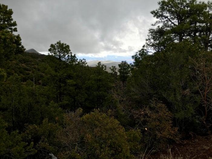 Coronado Trail Arizona View